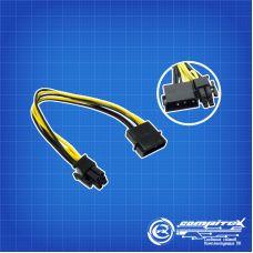 Переходник Molex - 6-pin