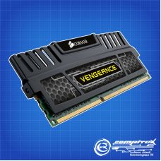 Оперативная память Corsair Vengeance DDR3 4Gb 1600MHz pc-12800 (CMZ4GX3M1A1600C9)