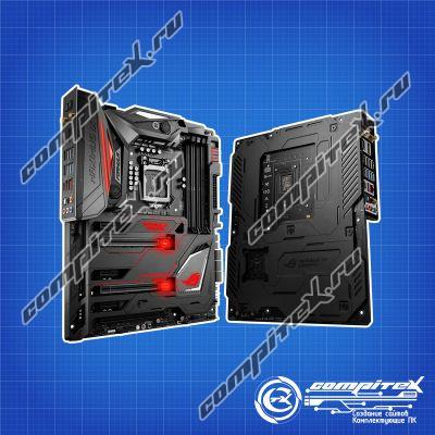 Материнская плата ASUS ROG MAXIMUS IX FORMULA (LGA 1151, Intel Z270, ATX)