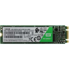 SSD диск Western Digital Green M.2 120Gb SATA III TLC (WDS120G2G0B)
