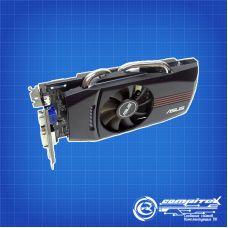 Видеокарта ASUS GeForce GTX 550 Ti, 1Гб, 192Бит, GDDR5, OEM [ENGTX550 TI DC/DI/1GD5]